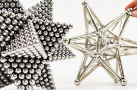 Stellated Sculptures | Magnetic Games