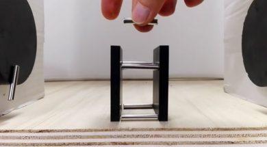Levitating-Magnets