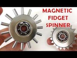 Magnetic Fidget Spinner DIY Hand Spinner Toys