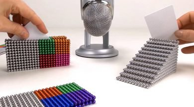 ASMR Slicing Magnets to have Tingles