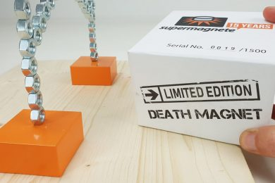 The Death Magnet Limited Edition