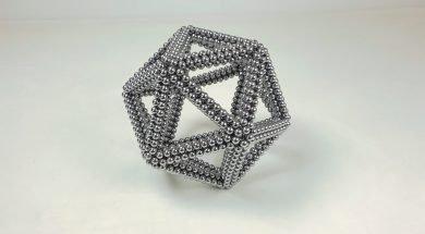 Magnet Icosahedron