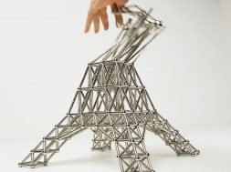 Destroying Magnetic Sculptures Satisfaction or Disappointment