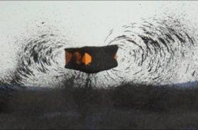 Magnetic Fields in Slow Motion