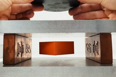Death Magnet Levitation and Induction Tricks