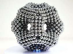 Insane Dodecahedron made of Magnets