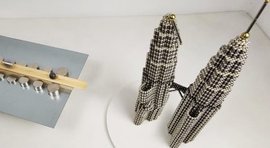 Railgun_VS_Petronas_Twin_Towers_out_of_Magnetic_Balls