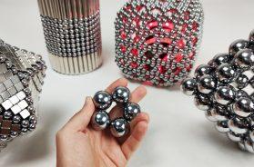 Destroying_5,000_euros_worth_of_magnetic_sculptures